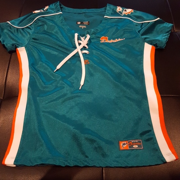 various colors 992b3 b1e2d Women's Miami Dolphins Jersey